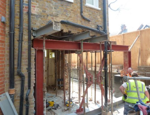 Basement Extension,Ladbroke Grove, W11