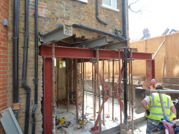 Basement Extension – Ladbroke Grove