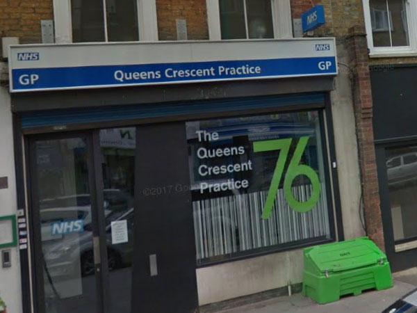 Queens Crescent Practice – Belsize Park