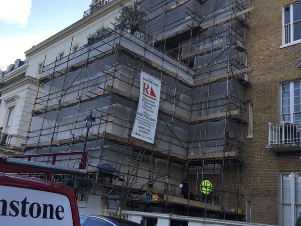 Basement Extension – Ladbroke Grove