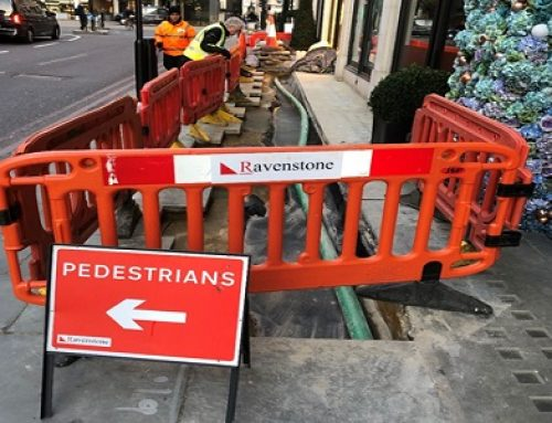 Footway Works – Knightsbridge SW1