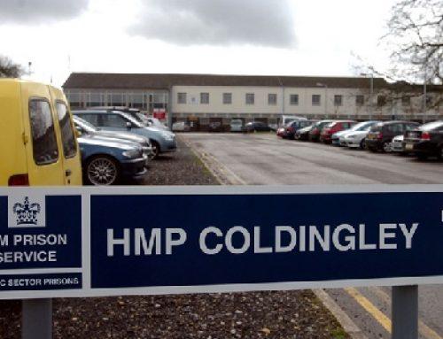 HMP Coldingley, Surrey
