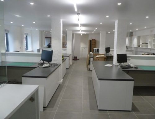 Office Reconfiguration and Refurbishment, W11